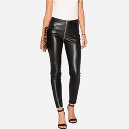 Ladies Skinny Black Jeans Sexy High Waist Zipper Denim Jeans Leggings Slim Fit Pencil Pants New Streetwear Clubwear BSF0317