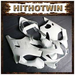 Wholesale all white CBR600F4i Pure white ABS Fairings Kit Fairing For honda CBR600 CBR F F4i Aftermarket