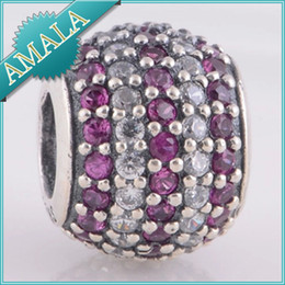 European Bracelet Authentic 925 Sterling Silver Charm Beads Jewelry Fits Pandora Bracelet DIY Accessories LW212A
