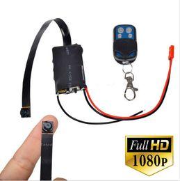 mini camera SPY Hidden Camera HD 1080P Video DIY Module Mini DV DVR Motion Remote Control