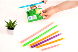 Wholesale New Arrival Magic Bag Sealer set Stick Unique Sealing Rods Great Helper For Food Storage Sealing cllip sealing clamp clip free DHL