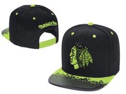 Wholesale 2016 new arrived all ice hockey caps NHL Chicago Blackhawks baseball caps Los Angeles Kings bones Snapback Blackhawk basketball hats for men