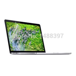 """Wholesale-for Macbook Pro 13"""" 15"""" Retina LCD Screen Protector protective film cover ePacket Freeship"""