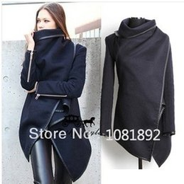 Wholesale New striking and stylish women s Trench for Women Winter Overcoat Fashion Trench Coat