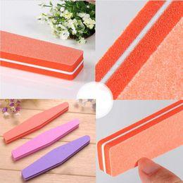 Wholesale 10pcs Nail Art Tool Tips Buffer Sandpaper Sanding Block Buffing Files