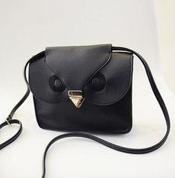Wholesale-2015 new desing cartoon bag, european style bag, hot sales owl bag