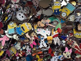 Wholesale multicolor Cartoon mix Figures Phone Charm Figures Pendant DIY jewelry making