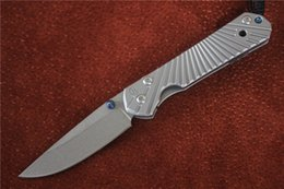 Wholesale Chris Reeve Small Sebenza Cr18mov steel blade folding knife handle outdoor camping hunting survival pocket utility knife