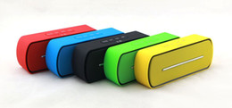 Wholesale Portable Bluetooth Speaker Hifi Super Bass Speakers Y8 Support USB Flash Driver FM TF Card Wireless Hands free for iPhone Samsung HTC wu