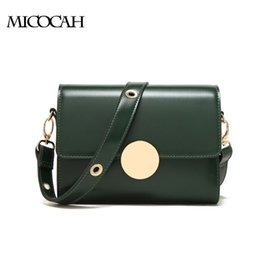 Hot sale high quality factory price women bags Vintage Women Shoulder Bags Solid Color Cross Body Bags 3 Colors LCS027