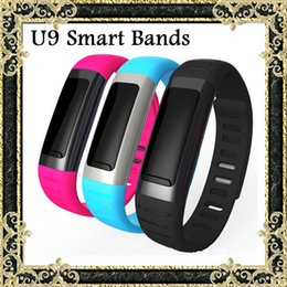 Wholesale U SEE U9 Smart Watch Smart Wristbands Uwatch Waterproof Smart Bands Bluetooth Function Fit Different Occasions Fasion Accessories