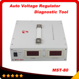 Wholesale 2015 Hot selling MST Auto Voltage Regulator Diagnostic Tool For GT1 OPS ICOM Programming User Friendly DHL free