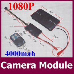 Caméscopes mini- en Ligne-Détecteur de mouvement HD 1080P DIY Module SPY Caméra cachée Vidéo MINI DV DVR Télécommande CCTV caméscope