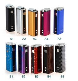 Wholesale High Output Mechanical Mod Smart W Stick in Hand w Box Mod with OLED screen VS Cloupor T5 T6 T8 N6