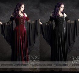 Wholesale Imaginaerum Fairy Tale Romantic Wedding Dress Handmade To Your Measurements Colors including plus size Romantic Gothic Faerie Dress