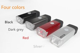 Wholesale 2015 New USB Bike Light Germany s Specification Night Riding Bicycle Headlights Mode Rechargeable Front Safety Built in Battery Lamp