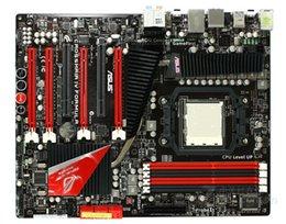 Wholesale original motherboard for ASUS Crosshair IV formula mainboard Socket AM3 DDR3 boards GB FX Desktop motherboard