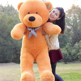 Wholesale Big teddy bears m one piece large stuffed animals plush toys bear plush toys big kids toys dolls kids gift for grils and boys