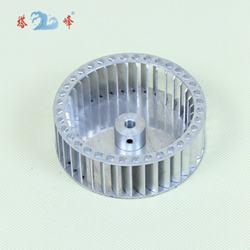 high speed 84mm diameter 30mm height small aluminum centrifhgal impeller blower wheel fan multiple blade vane