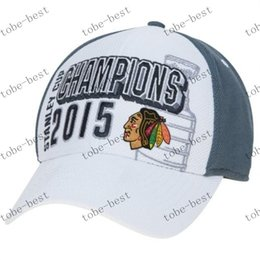 Wholesale 2015 Snapback Caps Chicago Blackhawks white gray stanley cup champions Hats Black hawks champions Hat locker room flex Cap Embroidered