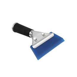 Wholesale 1PC Blue Razor Blade Scraper Water Squeegee Tint Tool for Car Auto Film For Window Cleaning Newest