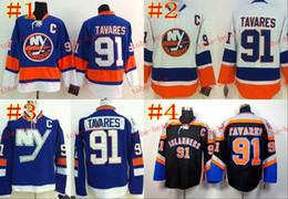 New York # 91 john tavares Maillots de hockey à bas prix ICE Winter women pour hommes Maillot cousu Livraison gratuite à partir de nouvelle femme jersey fournisseurs