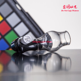 Wax Vaporizer Pen Glass Globe Pen Vaporizer for Dry Herb Wax - eGo Thread Atomizer   Accept OEM Order   DHL Free Shipping
