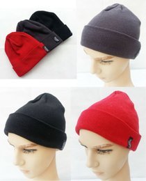 Wholesale Mountain Ridge Unisex Mens Womens Warm Winter Wool Knit Beanie Cap Hat M Thinsulate Insulation Niew Design