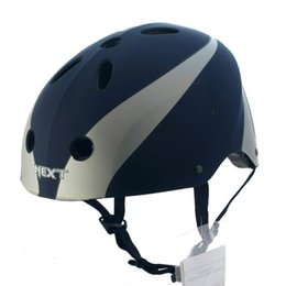 Wholesale Foreign flaws Specials V13 dark blue fox dead fly mountain bike cycling helmet big yards