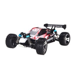 Canada New RC Car Toy WLtoys A959 1/18 01h18 Echelle 4CH 2.4G 4WD RTR Off-Road Buggy RC voiture pour enfants commander 18Personne $ piste supplier 4wd new car Offre