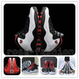 Wholesale Discount X DOUBLE NICKEL Basketball Shoes WHITE BLACK TRUE RED Retro Sports Shoes Training Athletics Price Cheap Sneaker