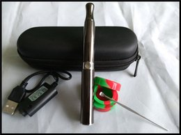 micro ceramic wax vape pen vaporizer kit deep ceramic chamber bowl skillet V3 puffco e cig pen kit with steel dab tool