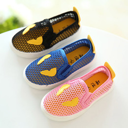 fashion style kids casual sneakers girls boys sneakers breathable mesh children shoes girls shoes