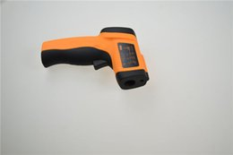 Wholesale infrared thermometer GM300 LCD Digital Infrared Thermometer Pyrometer Laser Point Temperature Meter