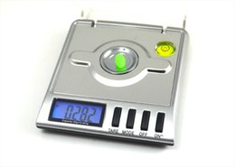 Wholesale 2015 Mini High Accuracy g g jewelry Diamond Scale LCD Balance Weight Milligram Scale pocket electronic digital jewelry scales