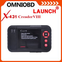 Wholesale Launch Creader Professional Launch Creader VIII CRP129 CRP123 and CResetter Oil Lamp Reset tool Update on line