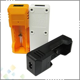 Wholesale Top quality IC Circuit Protection Li ion Battery Charger for Electronic Cigarette