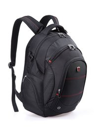 Wholesale Zeepack inch UK Brand name Water Risistanc Black Laptop Backpack for Travel College School bag Camping