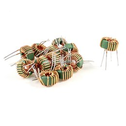 Wholesale Toroid Core Common Mode Inductor Choke UH MH mOhm A Coil Discount