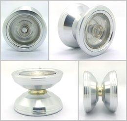 Wholesale Magic yoyo New K6 Bronze Saints aluminum alloy yoyo K6