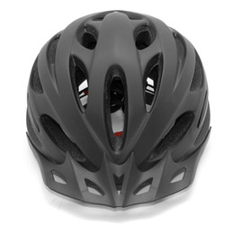 Wholesale AURORA Foreign trade brand The barge helmet cycling helmet Matte mountain bikeBicycle helmet factory direct sale