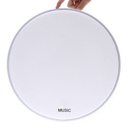 Wholesale Durable quot Diameter Coated Single ply PET Snare Drum Head Musical Instrument Parts and Accessories order lt no track