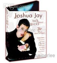 Wholesale Joshua Jay Talk About Tricks truco de magia enviar por correo electrónico