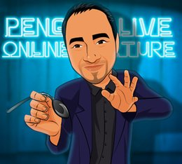 Wholesale Alain Nu LIVE Penguin LIVE only magic teaching video no gimmick fast delivery send via email