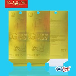 2000pcs wholesale 188*88mm glass screen protector box tempered glass packaging box for iphone 6 5 5S 4 DHL free shipping