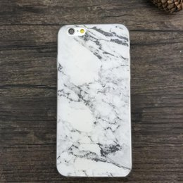 Marble Texture Phone Case For iPhone6 Plus Back TPU Case Cover For iPhone 6 Plus 5.5 Inch 200pcs Free Shipping