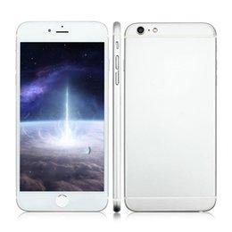 Wholesale Touch ID Goophone i6s Plus G LTE Bit Quad Core MTK6735 GB GB GB inch IPS HD Android MP Camera Nano Sim Smartphone