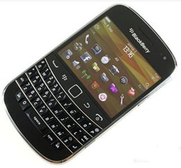 Wholesale Original Unlocked Blackberry Bold Touch Cell Phones GB Storage QWERTY Inch WiFi GPS MP Camera Refurbished