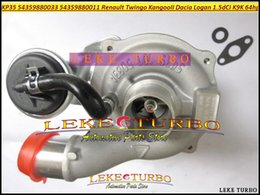 KP35 011 033 54359880011 54359880033 54359700033 8200507852 Turbo Turbocharger For Renault Kangoo Twingo II Dacia Logan 2004- K9K 1.5L dCi