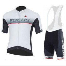 Wholesale 2016 Focus Cycling Jerseys Short Sleeves Summer Cycling Shirts Cycling Clothes Bike Wear Comfortable Breathable Hot New Rapha Jerseys